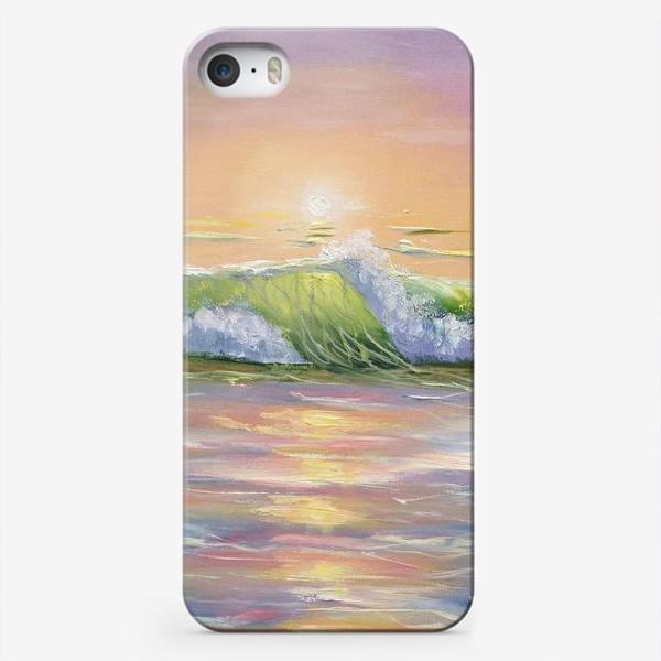 Чехол iPhone «Восход над морем»