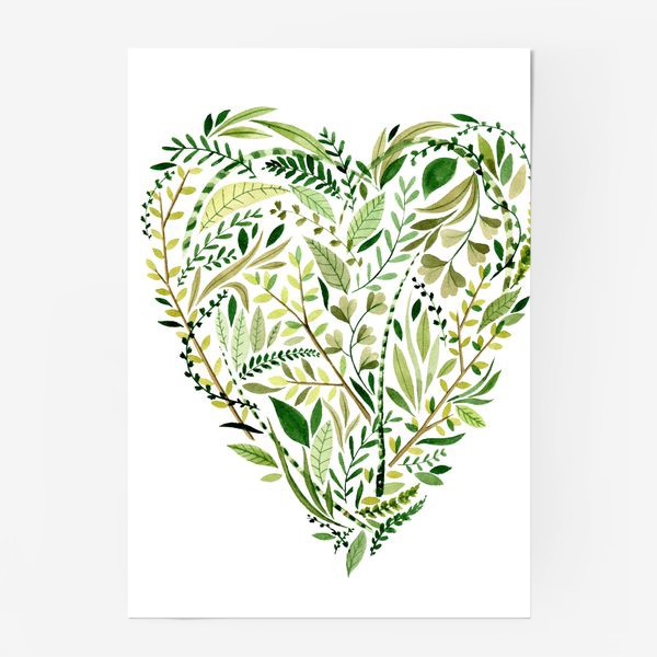 Постер «Herb »