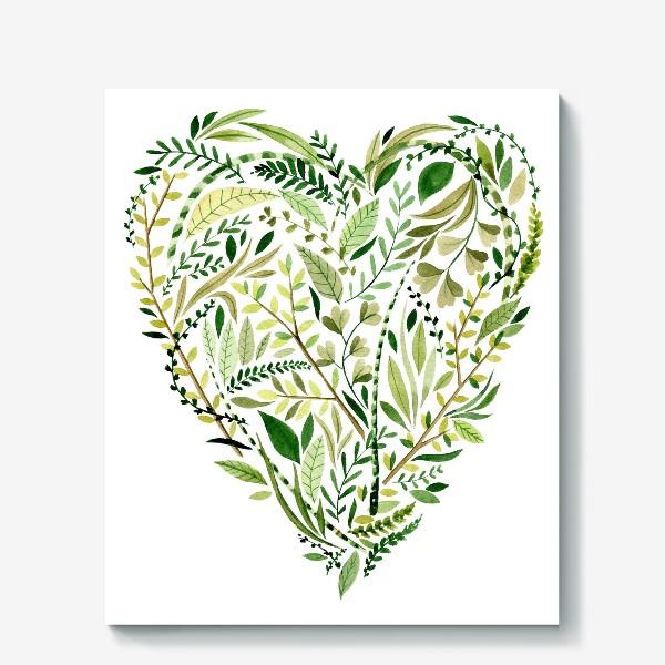 Холст «Herb »