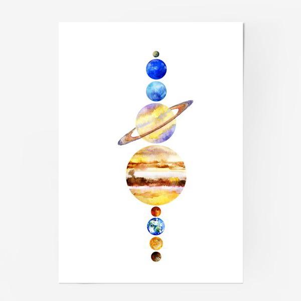Постер «Планетки»