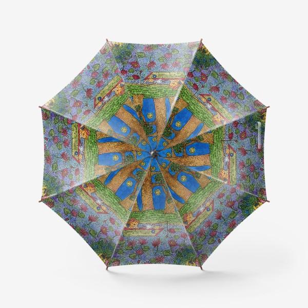 Зонт «Ночная рыбалка»