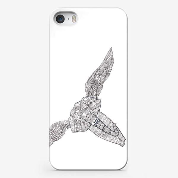 Чехол iPhone «Воздушный слон»