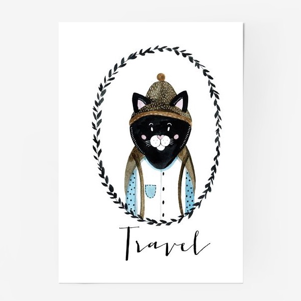Постер «Котей»