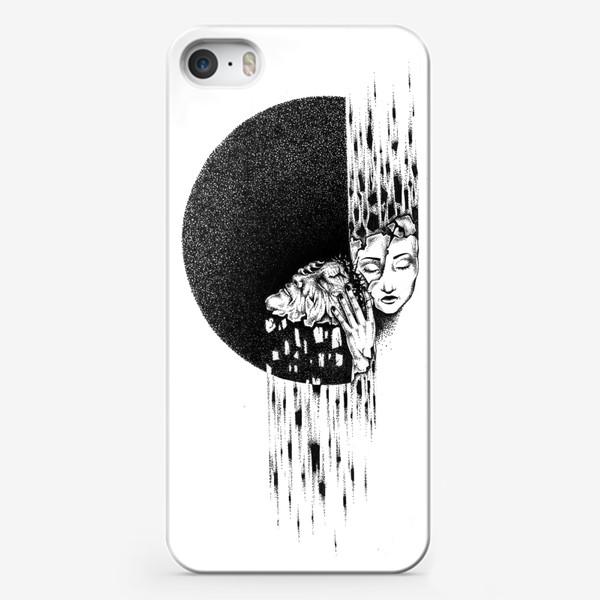 Чехол iPhone «Разлука»