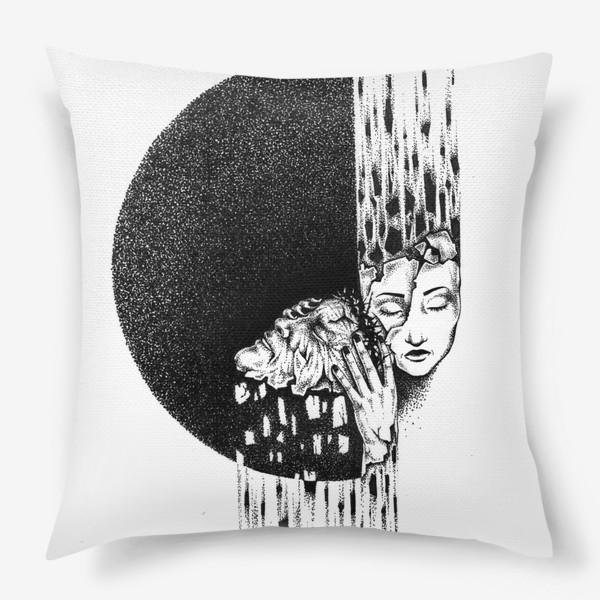 Подушка «Разлука»