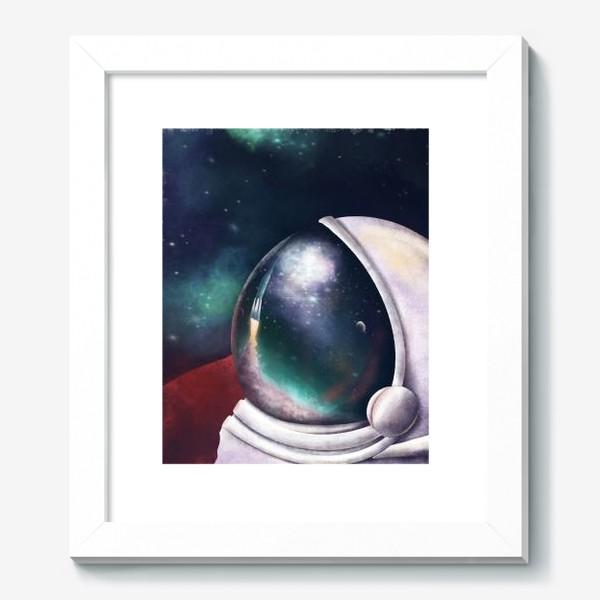 Картина «космонавт»
