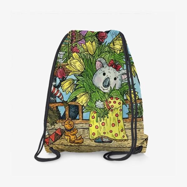 Рюкзак «Весенняя радость»