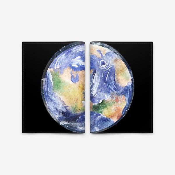 Обложка для паспорта «Я твоя Земля»