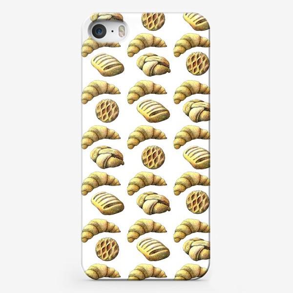 Чехол iPhone «Вкусняшки»