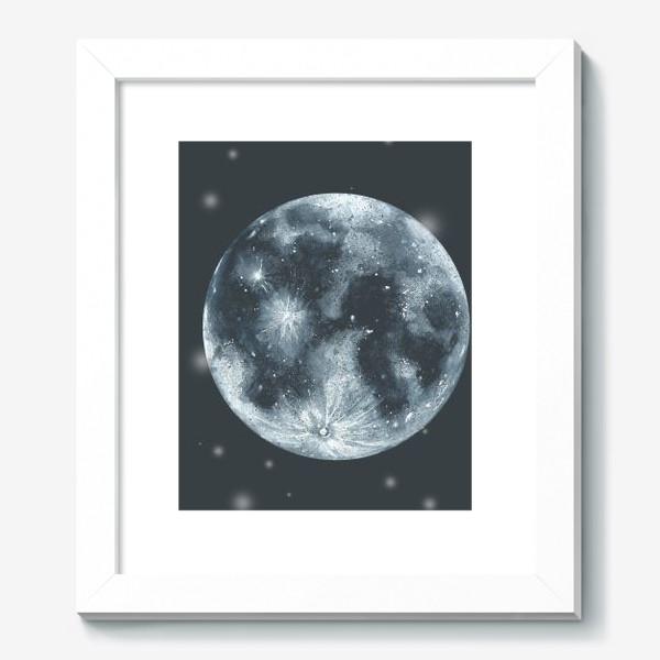 Картина «Moon»