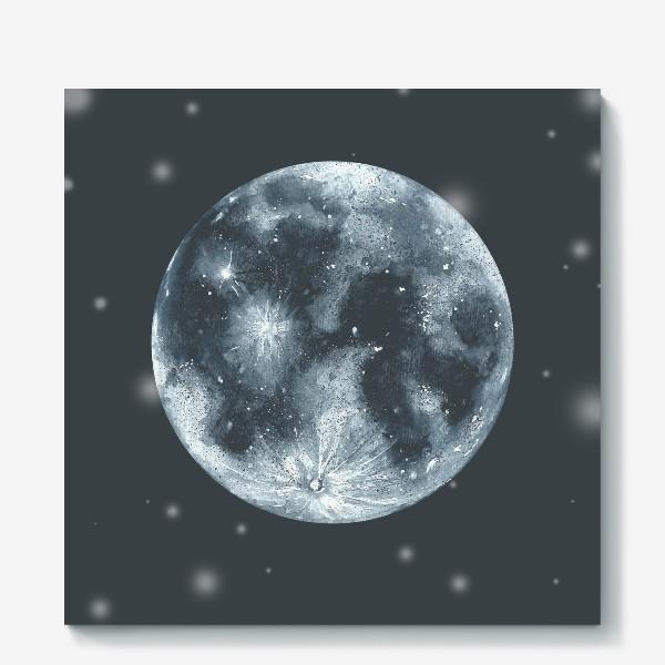 Холст «Moon»