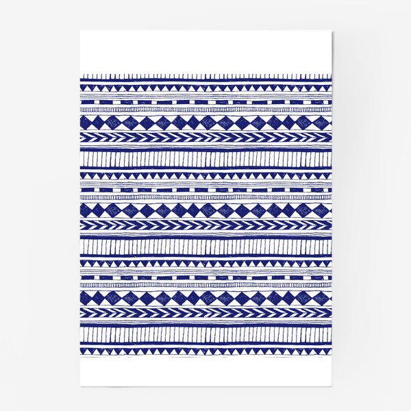 Постер «Етно дудлы»