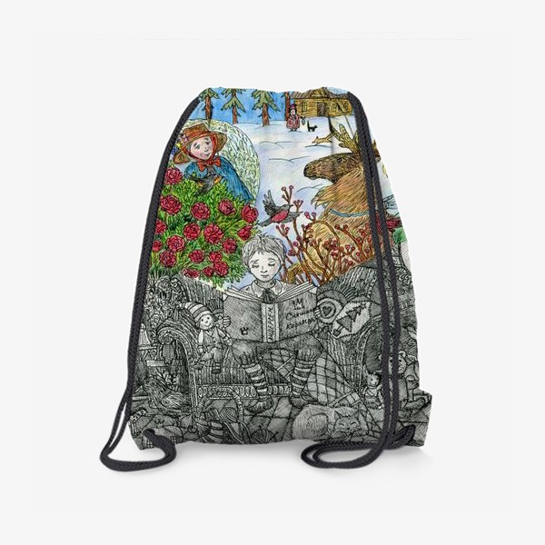 Рюкзак «Снежная королева»