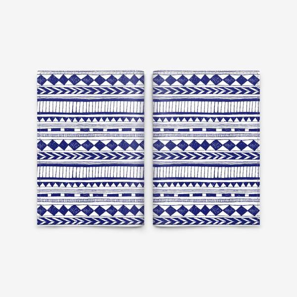 Обложка для паспорта «Етно дудлы»