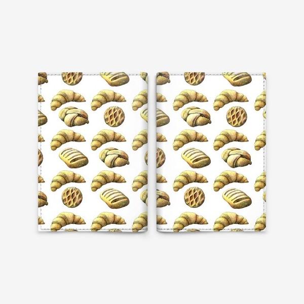 Обложка для паспорта «Вкусняшки»