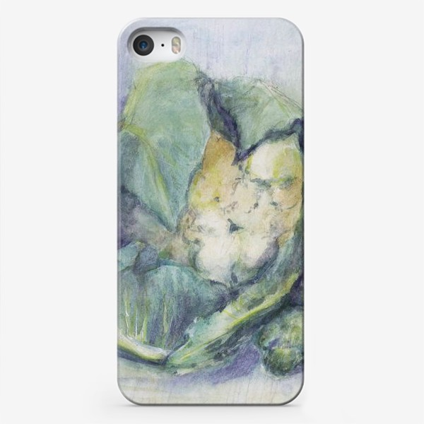 Чехол iPhone «Капуста»