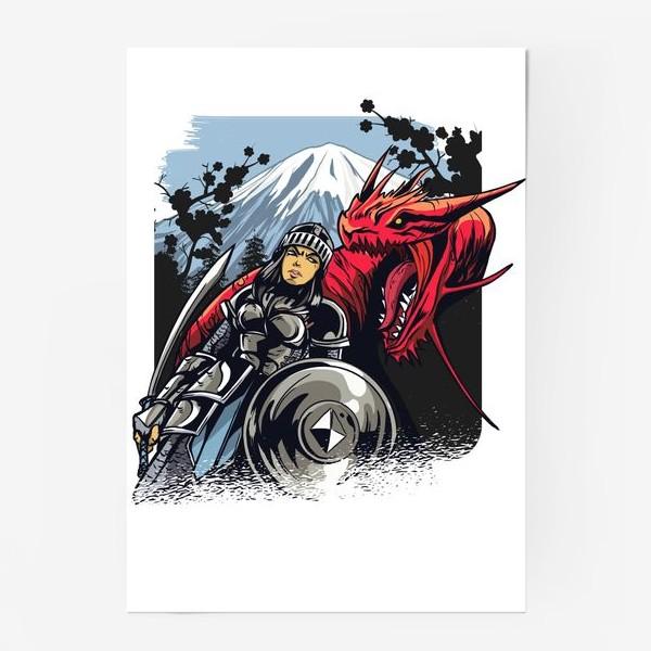 Постер «Принцесса викингов»