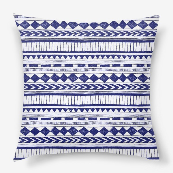 Подушка «Етно дудлы»
