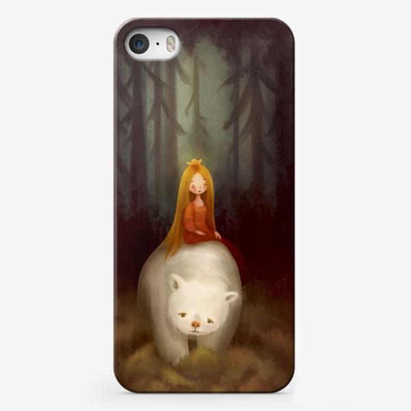 Чехол iPhone «Норвежские сказки»