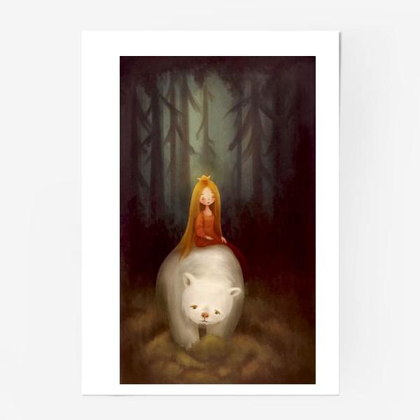 Постер «Норвежские сказки»