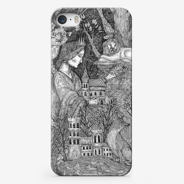 Чехол iPhone «Старая сказка»