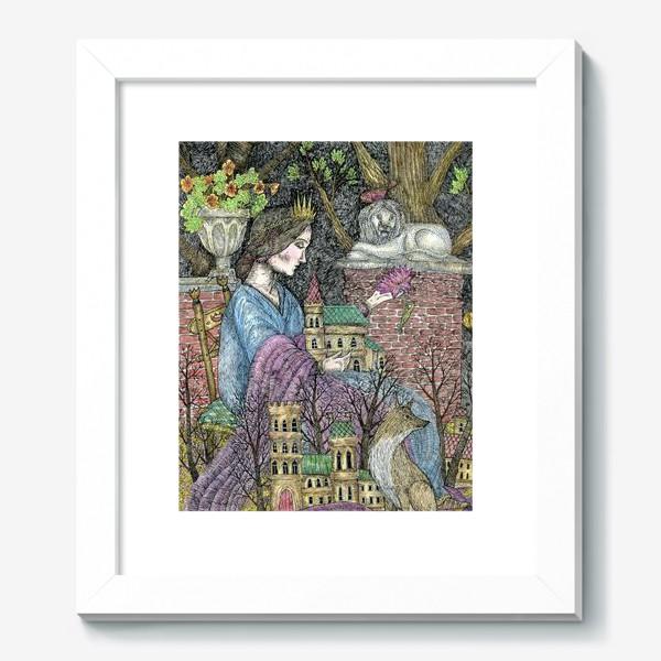 Картина «Сказочная нимфа»