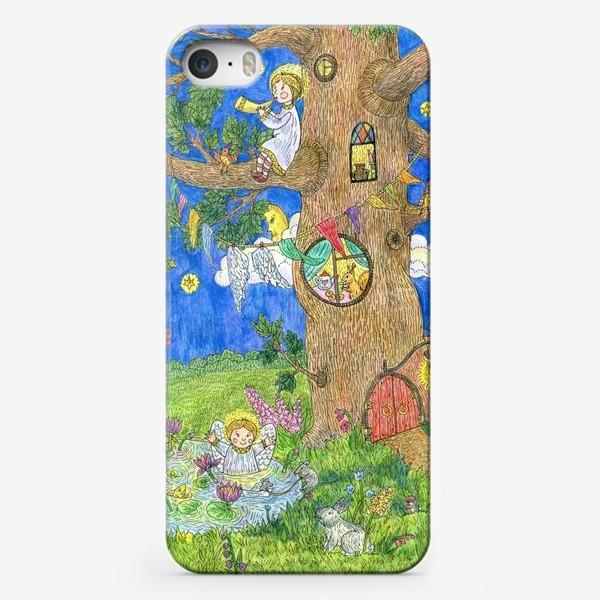 Чехол iPhone «Летняя история»