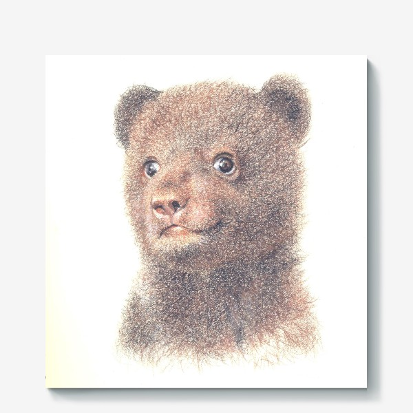 Холст «Миша,медвежонок»