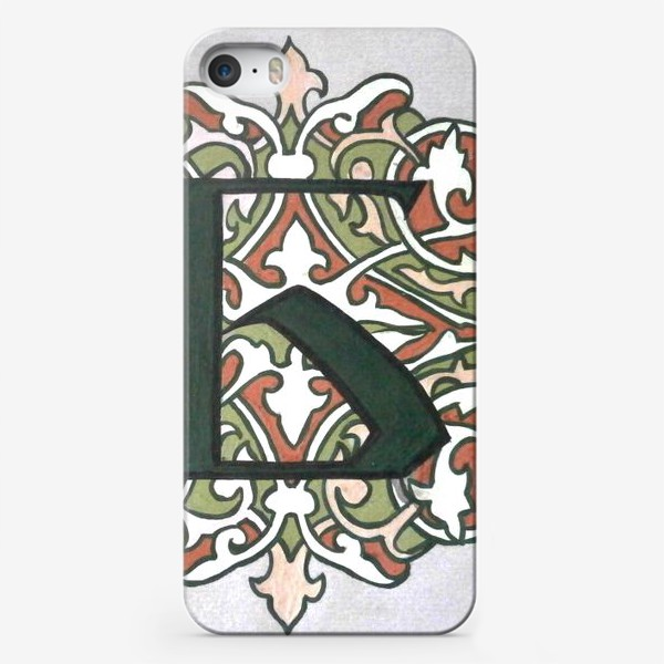 Чехол iPhone «Б»