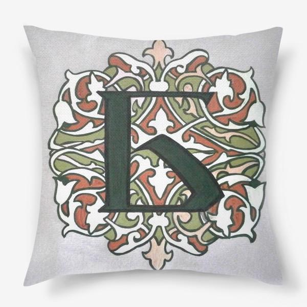 Подушка «Б»