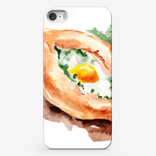 Чехол iPhone «Хачапури»