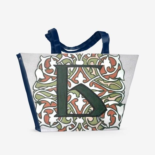 Пляжная сумка «Б»