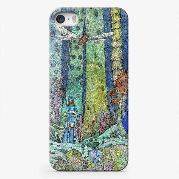 Чехол iPhone «Навсикая из долины ветров»