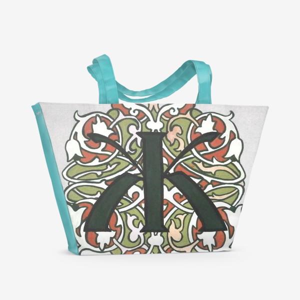 Пляжная сумка «Ж»