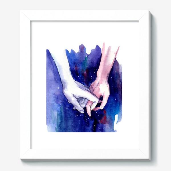 Картина «В космосе»