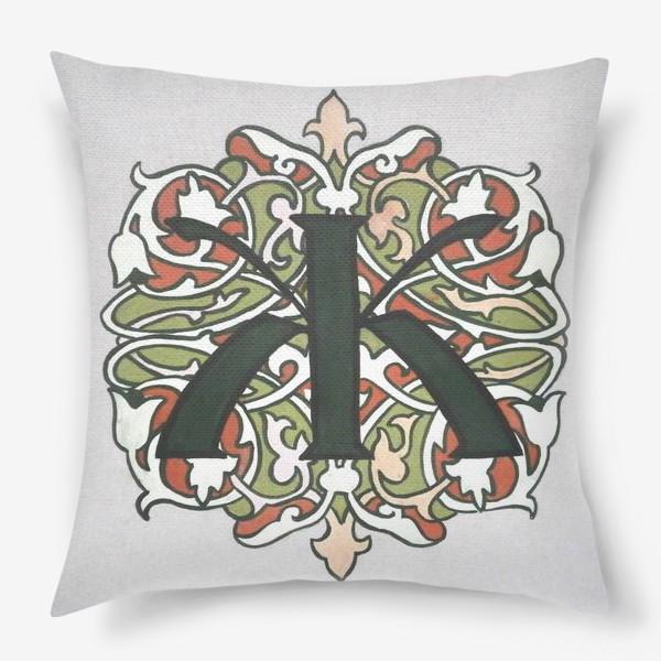 Подушка «Ж»