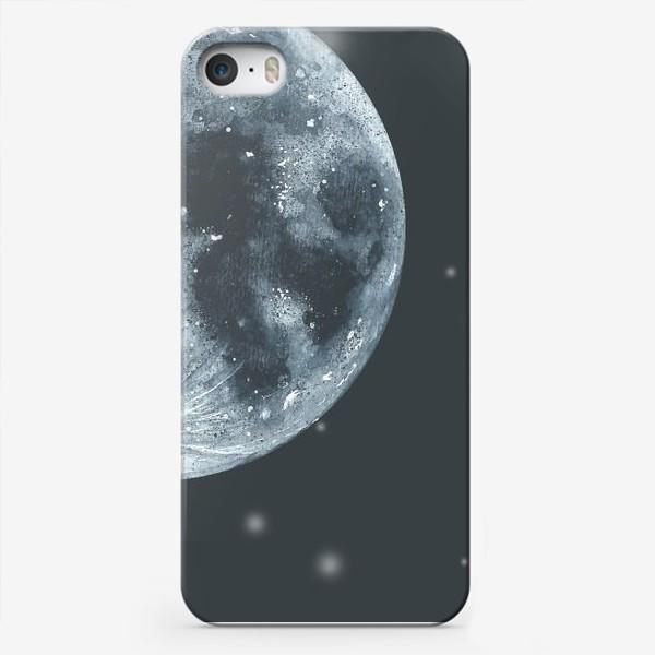 Чехол iPhone «Moon»