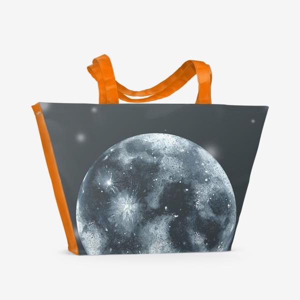 Пляжная сумка «Moon»