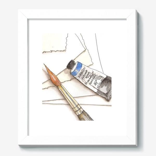 Картина «Кисти & краски»