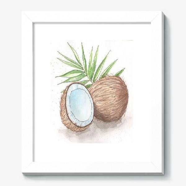 Картина «Кокосы»