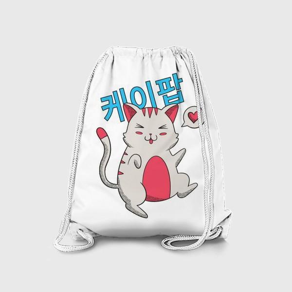 Рюкзак «K-POP Котик»