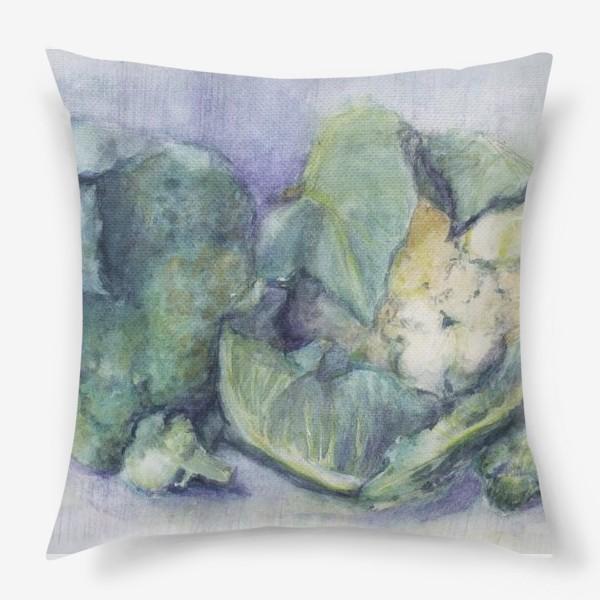 Подушка «Капуста»
