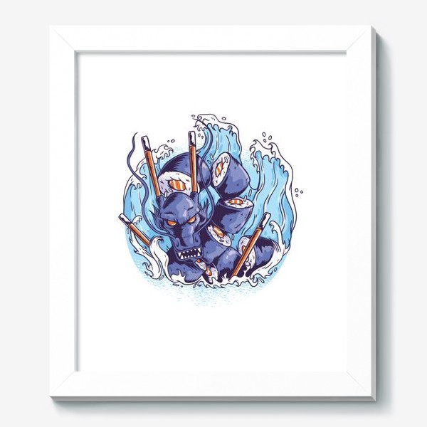 Картина «Морской суши дракон»