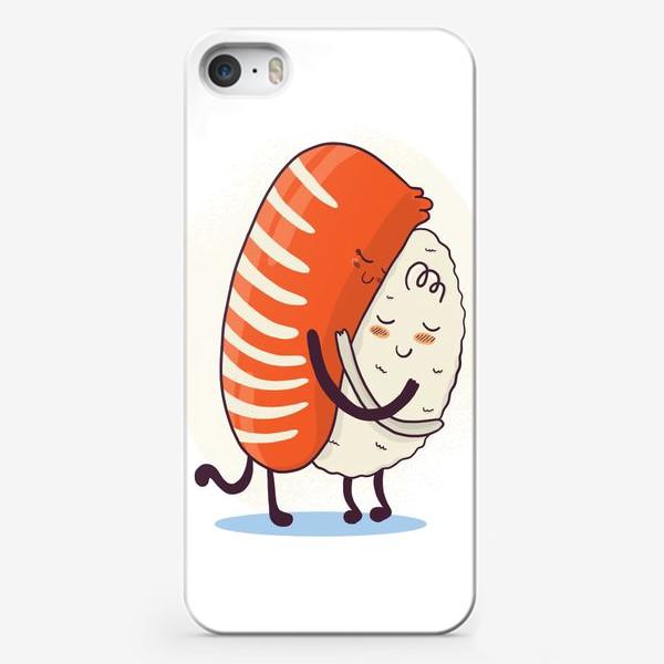 Чехол iPhone «Суши обнимашки»