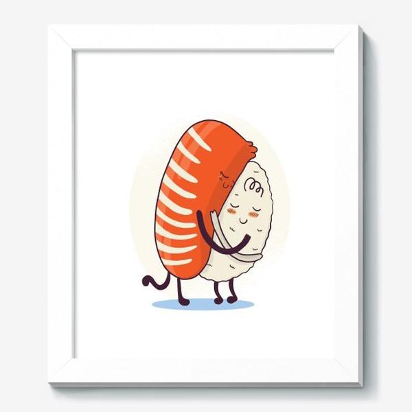 Картина «Суши обнимашки»