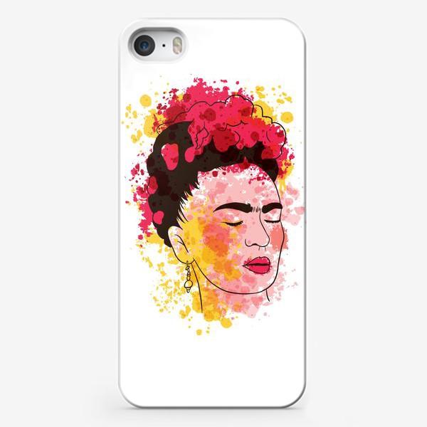 Чехол iPhone «Фрида Кало»