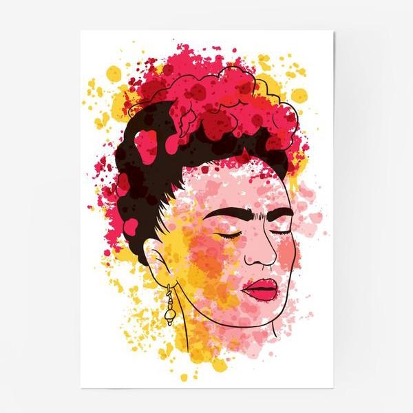 Постер «Фрида Кало»