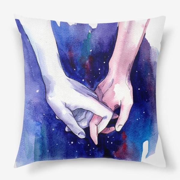 Подушка «В космосе»