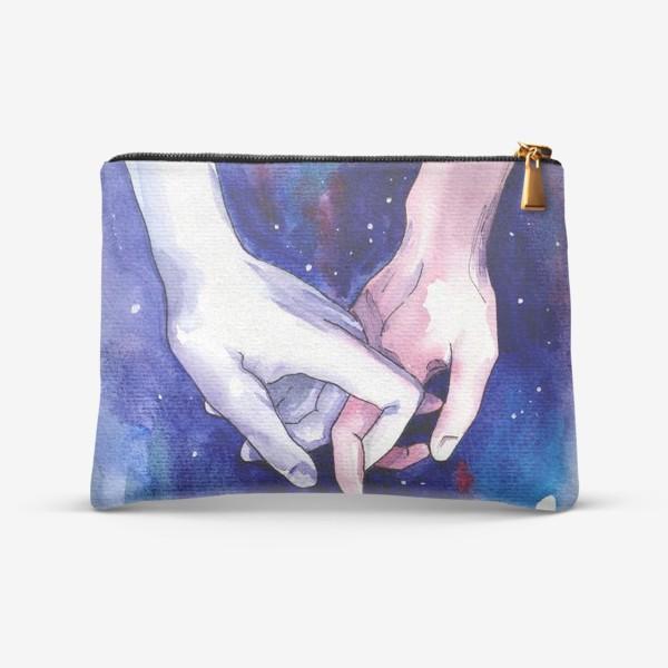 Косметичка «В космосе»