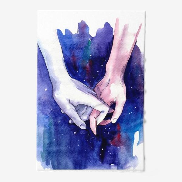 Полотенце «В космосе»